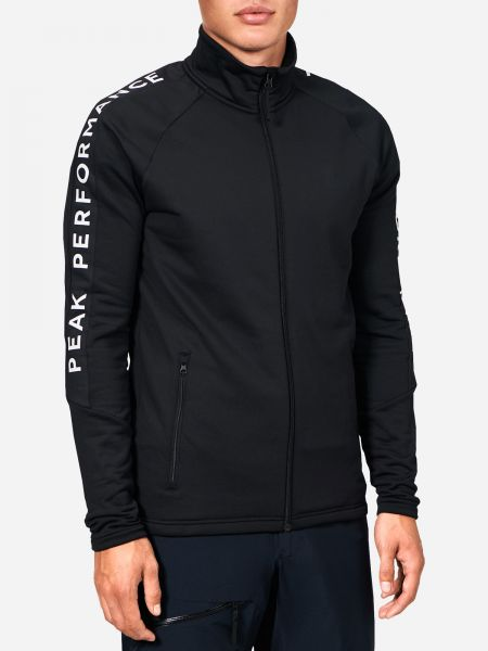Herren Rider Midlayer Zip-Up-Jacke