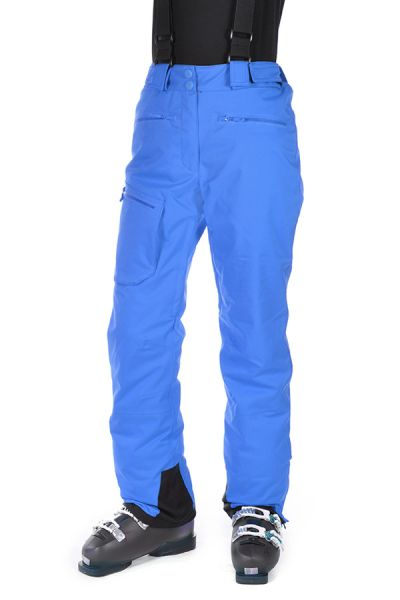TEAM L PANTS BLUE WOMEN